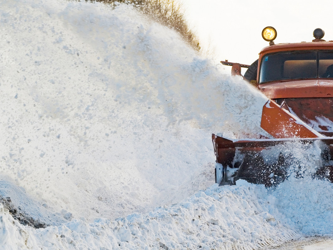 Hire snow plowing services in Coldwater, MI